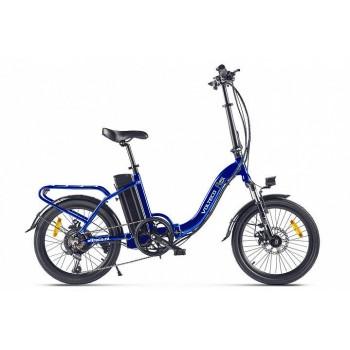 Электровелосипед Volteco FLEX Синий