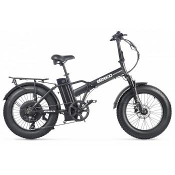 Велогибрид Eltreco MULTIWATT NEW Черный