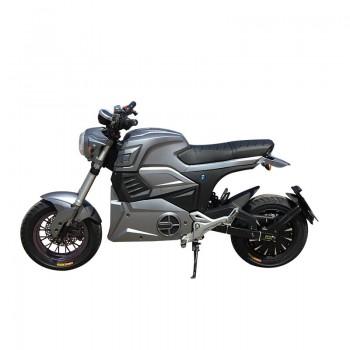 Электромотоцикл GreenCamel Brandy 20 (72V 2000W R12) Серый
