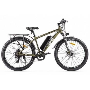 Велогибрид Eltreco XT 850 new (Хаки)