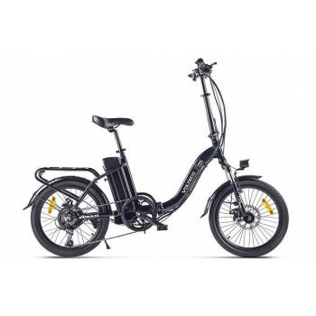 Электровелосипед Volteco FLEX черный