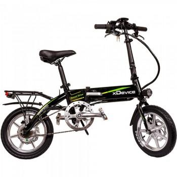 Электровелосипед xDevice xBicycle 14 Lux Черный
